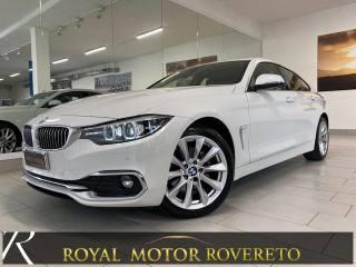 BMW 420 D Gran Coupé Luxury AZIENDALE ! PELLE NIGHT BLU!! Usata