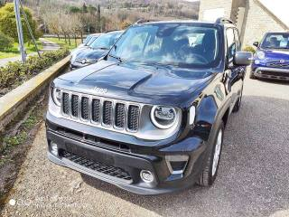 JEEP Renegade 1.6 Mjt 120 CV Limited ( Pack Led + Navi ) Usata
