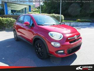 FIAT 500X 1.6 E-Torq 110 CV Pop Traction Control GPL! Usata