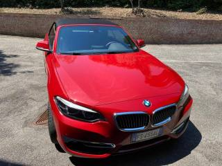 BMW 218 I Cabrio Luxury Usata