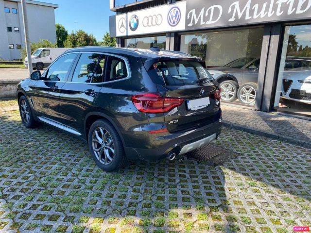 BMW X3 xDrive20d xLine navi prof + gancio traino
