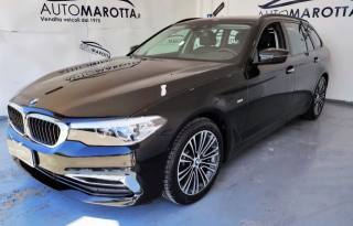 BMW 520 D Aut. Touring Sport PELLE NAVI Usata