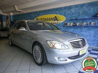 MERCEDES-BENZ S 320 CDI 4Matic Avantgarde - Full Opt. - UNIPROP. Usata