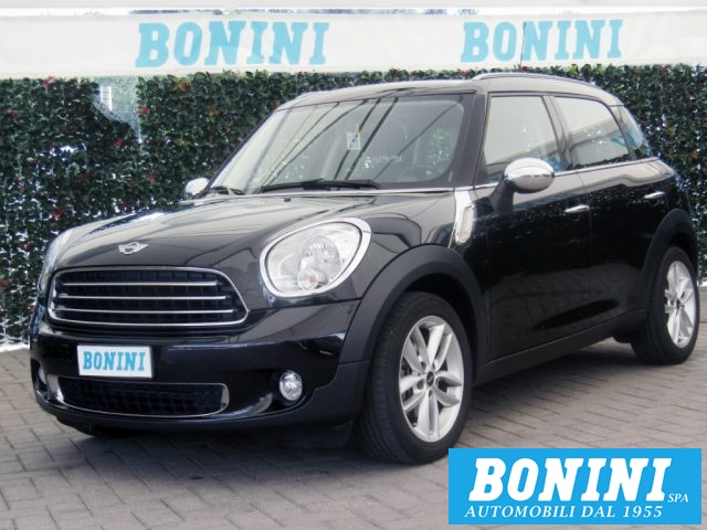 MINI Countryman Nero metallizzato