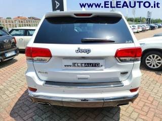 JEEP Grand Cherokee 5.7 V8 HEMI MDS Summit Iva Esposta Usata