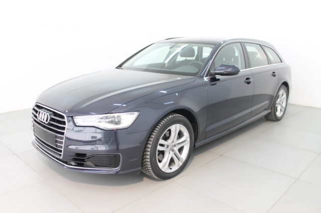 AUDI A6 Blue metallized