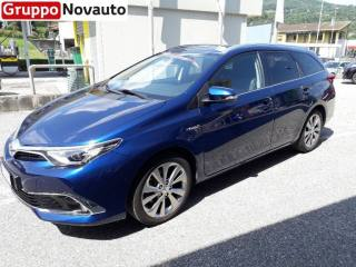 TOYOTA Auris Touring Sports 1.8 Hybrid Lounge Usata