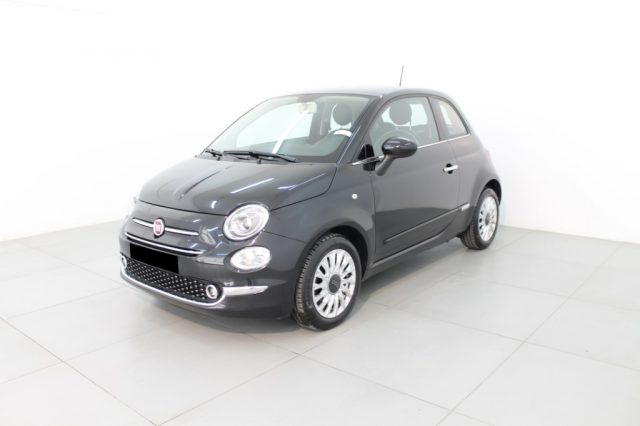FIAT 500 Black metallized