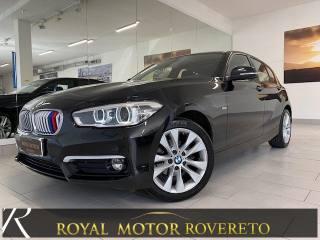 BMW 116 D 5p. Urban NAVIGATORE !! Usata