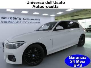 BMW 120 D XDrive 5p. Msport Shasow Auto EURO 6 Usata