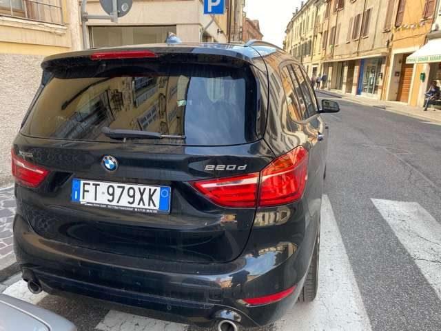 Immagine di BMW 220 Serie 2 G.T. (F46) xDrive Gran Tourer Sport aut.