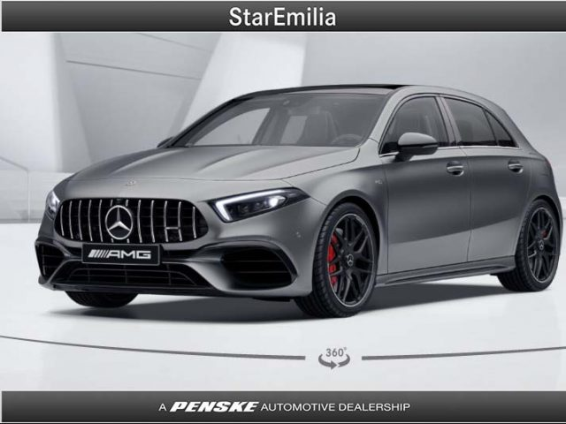 MERCEDES-BENZ A 45 S AMG S AMG 4Matic+