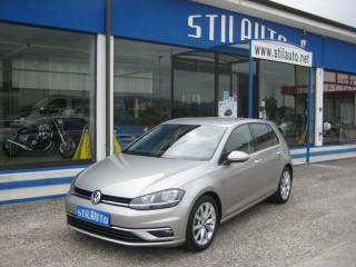VOLKSWAGEN Golf 1.6 TDI 115 CV 5p. Executive BlueMotion Technology Usata