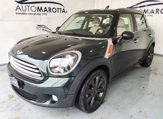 MINI Countryman Mini Cooper D Countryman IPER FULL PELLE XENON Usata