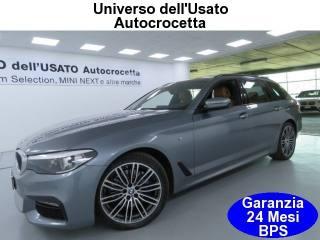 BMW 530 D XDrive Touring Msport Auto EURO 6 Usata