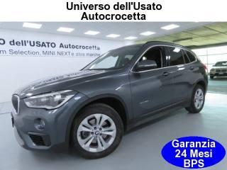 BMW X1 SDrive18d Business EURO 6 Usata
