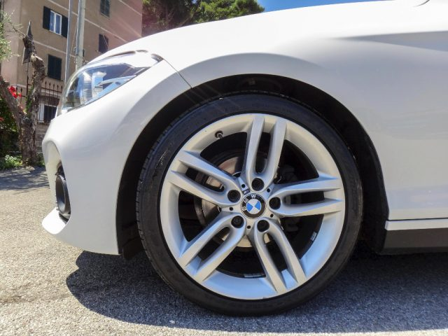 "BMW 116 Serie1 1.5 116 Cv 5p. Msport LED-NAVI-CERCHI ""18"
