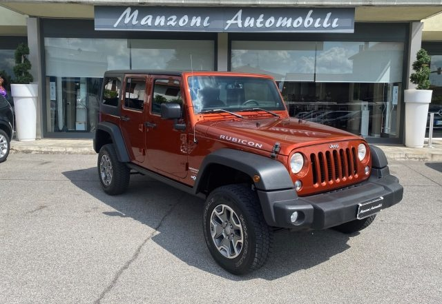 JEEP Wrangler Orange metallizzato