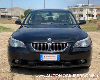 BMW 525 D 177cv Futura Steptronic (Navi/Pelle/Xeno) Usata