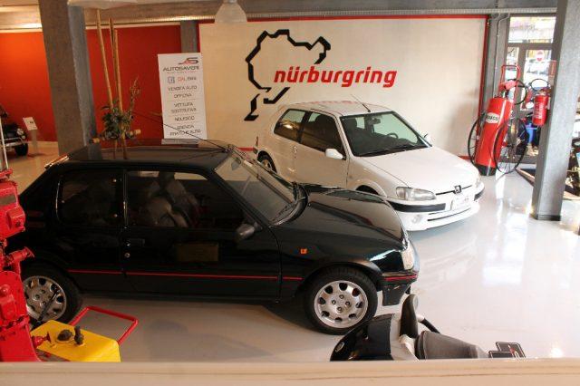 PEUGEOT 106 1.6i 16V cat 3 porte Rallye