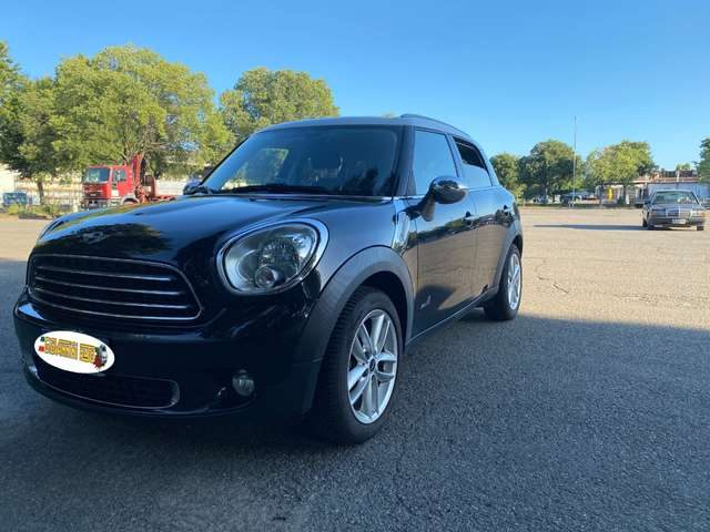 Immagine di MINI Cooper SE Countryman Mini 2.0 ALL4 ruote motrici – Cambio Automatico