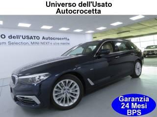 BMW 530 D XDrive 249CV Touring Luxury EURO 6 Usata