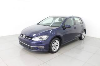 VOLKSWAGEN Golf 1.6 TDI 115 Cv. Executive BlueMotion Technology Usata