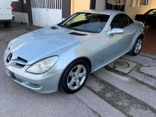 MERCEDES-BENZ SLK 200 Kompressor Cat Cabrio Usata