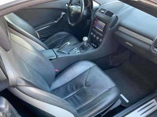 MERCEDES-BENZ SLK 200 Kompressor Cat Cabrio Usata