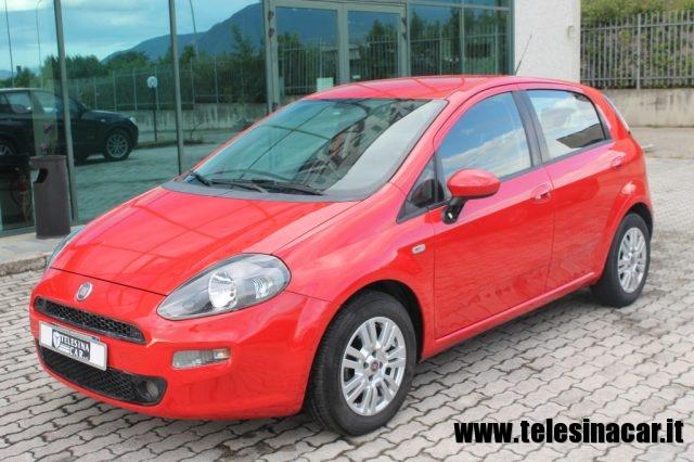 FIAT Punto 1.3 MJT 85 CV LOUNGE