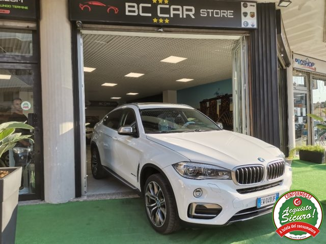 BMW X6 xDrive30d 258CV Extra *TETTO APRIBILE