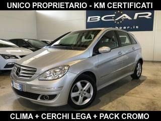 MERCEDES-BENZ B 150 Chrome UNICO PROPRIETARIO / KM CERTIFICATI Usata