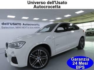 BMW X4 XDrive20d Msport Auto EURO 6 Usata