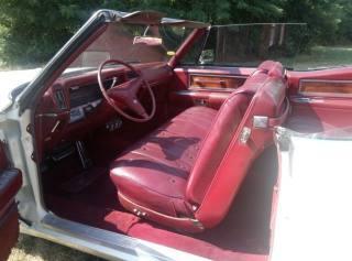 CADILLAC Deville Cabriolet Usata