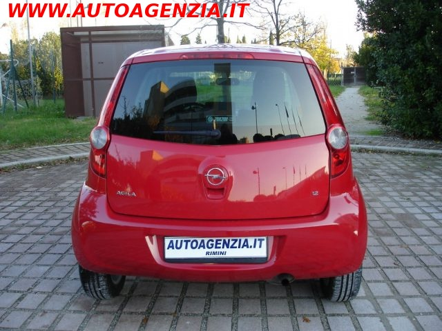 OPEL Agila 1.2 16V 86CV Enjoy-