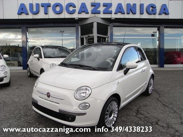 Auto Nuova Fiat 500 1 2 Lounge Pronta Consegna Autocazzaniga Lecco