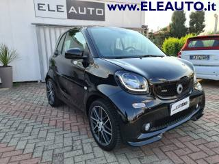 SMART Brabus BRABUS 0.9 Turbo Twinamic Xclusive JBL + Camera Usata