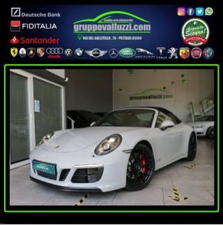 PORSCHE 911 TARGA 4GTS * GARANZIA UFFICIALE PORSCHE * Usata