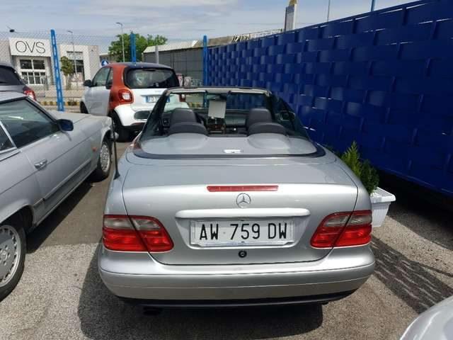 Immagine di MERCEDES-BENZ CLK 200 Kompressor cat Cabrio Elegance GPL PELLE