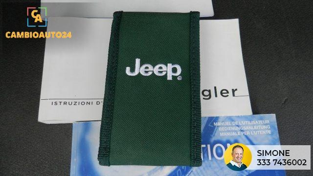 Immagine di JEEP Wrangler Unlimited 2.8 CRD DPF Sahara Auto