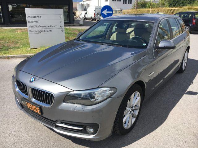 BMW 520 d Touring futura