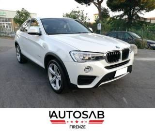 BMW X4 XDrive Automatic 20d Clima Aut. Pelle Usata