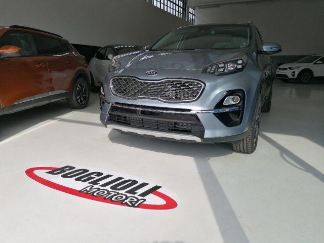 KIA Sportage 1.6 CRDI 115 CV 2WD Mild Hybrid Energy DESIGN PACK
