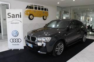 BMW X4 XDrive20d Msport  Km Certificati Usata