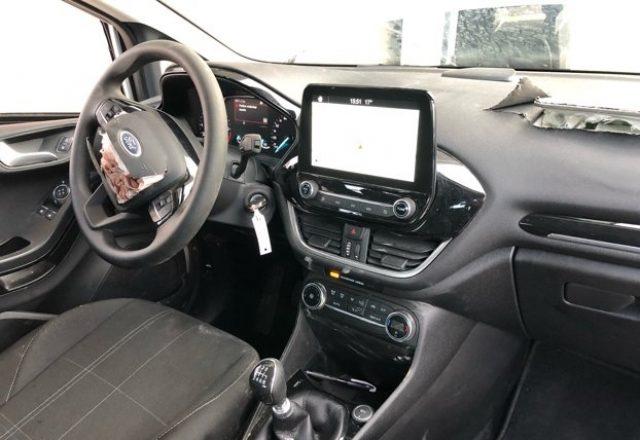 Immagine di FORD Fiesta 1.5 TDCi Plus Sinistrata