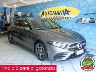 MERCEDES-BENZ A 200 D Automatic Premium - Allest. AMG Usata