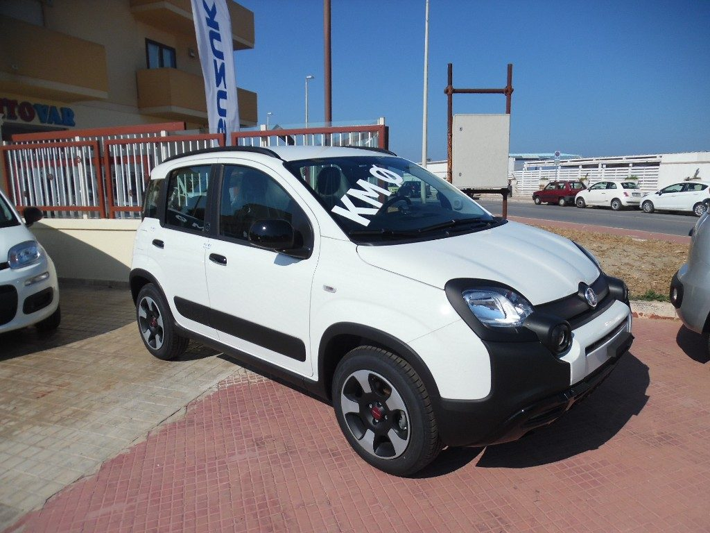 Panda 1.2 City Cross- KM0-