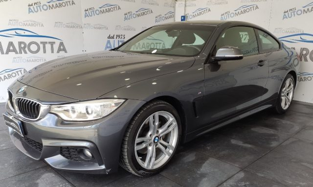 BMW 420 d Coupé Msport NAVI PROFESSIONAL 1 PROPRIETARIO