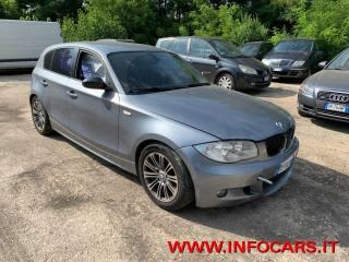 BMW 118 D Cat 5 Porte Incidentata Usata