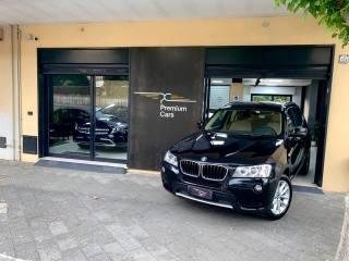 BMW X3 XDrive 20d Unicoproprietario Usata